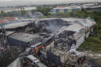 印尼一烟花厂发生爆炸 已致至少47人死亡