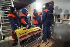 俄坠海直升机残骸被发现 8人或全遇难
