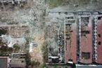 宁波市江北区爆炸事故 多个小区受影响
