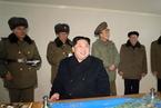 朝鲜试射新型洲际弹道导弹 金正恩全程观看