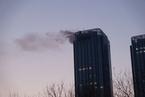 天津公寓火灾系装修所致 此前曾有举报但未有回信