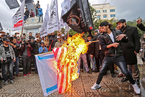 美承认耶路撒冷为以色列首都 巴勒斯坦强烈抗议