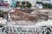 南京一在建工地塌陷 周边居民楼受影响严重