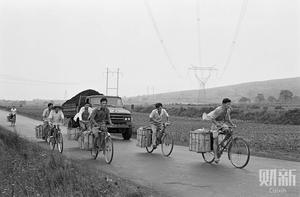 自行车车轮上的往事