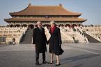 一周天下:英国首相特蕾莎·梅访问中国