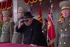 韩媒称朝鲜举行建军节阅兵式 1.3万名军人参加