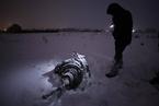 俄罗斯一架载71人客机坠毁 无人生还