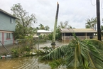 超强飓风基塔袭击太平洋岛国汤加 造成严重破坏