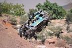 秘鲁双层大巴翻下山路 已造成35人死亡20人受伤