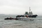 湛江海安新港航道发生船舶碰撞事故 2人下落不明