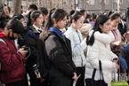 中传艺考拉开大幕 三万考生争夺703个名额