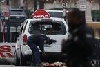 美国一辆汽车撞击白宫安全栅栏 司机已被逮捕