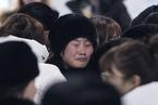 朝鲜代表团返朝 韩朝选手挥泪惜别相约再会