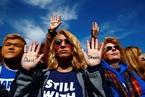 为生命游行:全美反枪支暴力集会在多个城市举行