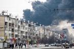俄罗斯一购物中心发生火灾 已致37人遇难