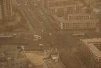 专家:华北沙尘暴源于蒙古和内蒙古 将持续至明日