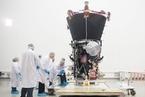 帕克太阳探测器亮相 计划于7月发射