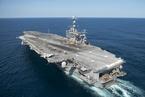 美航母打击群开赴中东 欧洲发布空袭预警