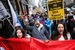 美国民众举行反战游行 抗议美英法空袭叙利亚