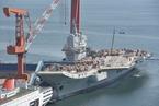 解密国产航母最新进展 主机启动海试指日可待