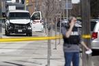 多伦多一汽车冲撞行人 已致9死16伤