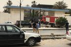 利比亚选举大楼遭自杀式袭击 至少12人丧生