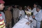 巴基斯坦内政部长遭枪击受伤