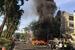 印尼教堂连环爆炸已致11死41伤 总统赴现场视察