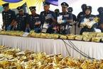 马来西亚缴获1187公斤冰毒 价值1.14亿人民币