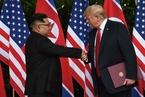 一周天下:金正恩特朗普在新加坡会晤
