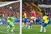 俄罗斯世界杯小组赛E组第1轮:瑞士1-1逼平巴西