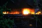 西安南大街建行突发大火 一名男子不幸身亡