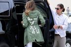 梅拉尼娅前往得州看望移民儿童 外套文字惹争议