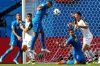 库蒂尼奥、内马尔补时破门 巴西2-0哥斯达黎加