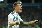 克罗斯补时绝杀救主 德国2-1逆转瑞典