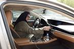 沙特女性驾车禁令解除 首批网约车女司机诞生
