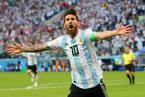 阿根廷2比1险胜尼日利亚 艰难出线