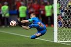 阿金费耶夫两扑点球 俄罗斯战胜西班牙闯入八强