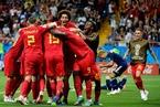 查德利读秒绝杀 比利时3-2逆转日本