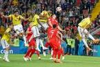 2018俄罗斯世界杯1/8决赛:哥伦比亚4-5英格兰
