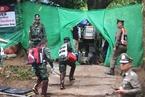 泰少年足球队员4人被救出 仍有9人被困