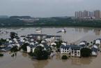 一周天下:全国多地遭暴雨和台风袭击