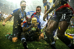 法国队时隔20年再度捧起大力神杯
