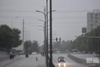 全国多地遭暴雨袭击 北京连发六次预警