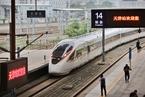 京津城际时速350公里开跑 运行时间缩至半小时