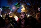 阿根廷表决堕胎合法化法案 拉美多国民众声援