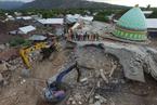 一周天下:印度尼西亚龙目岛发生7.0级地震
