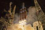 """史上最热太空任务 美国""""帕克""""太阳探测器升空"""