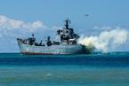 俄驻阿布哈兹军事基地开启火热演习