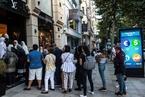 里拉暴跌 土耳其奢侈品遭排队买买买